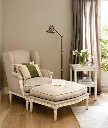 Rincón de lectura Bedrooms, Cozy corner and Room