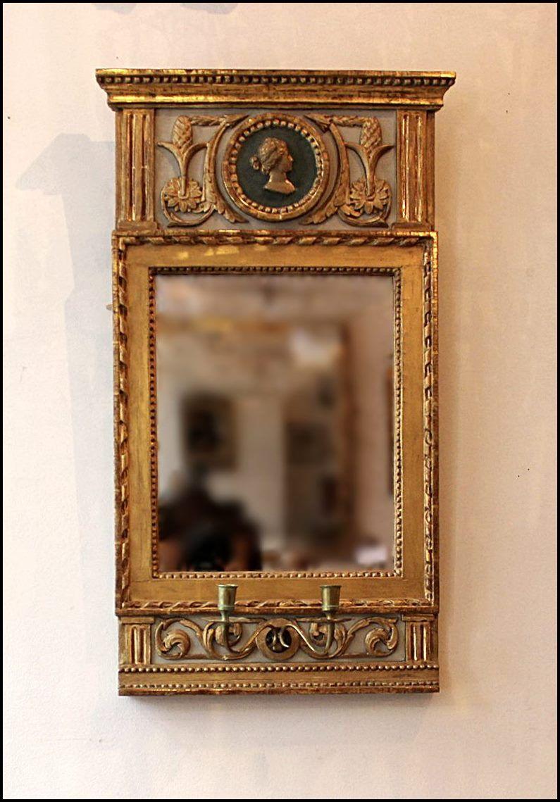 Dating gamla speglar