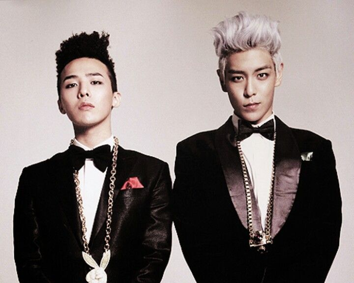 GD & TOP #kpop