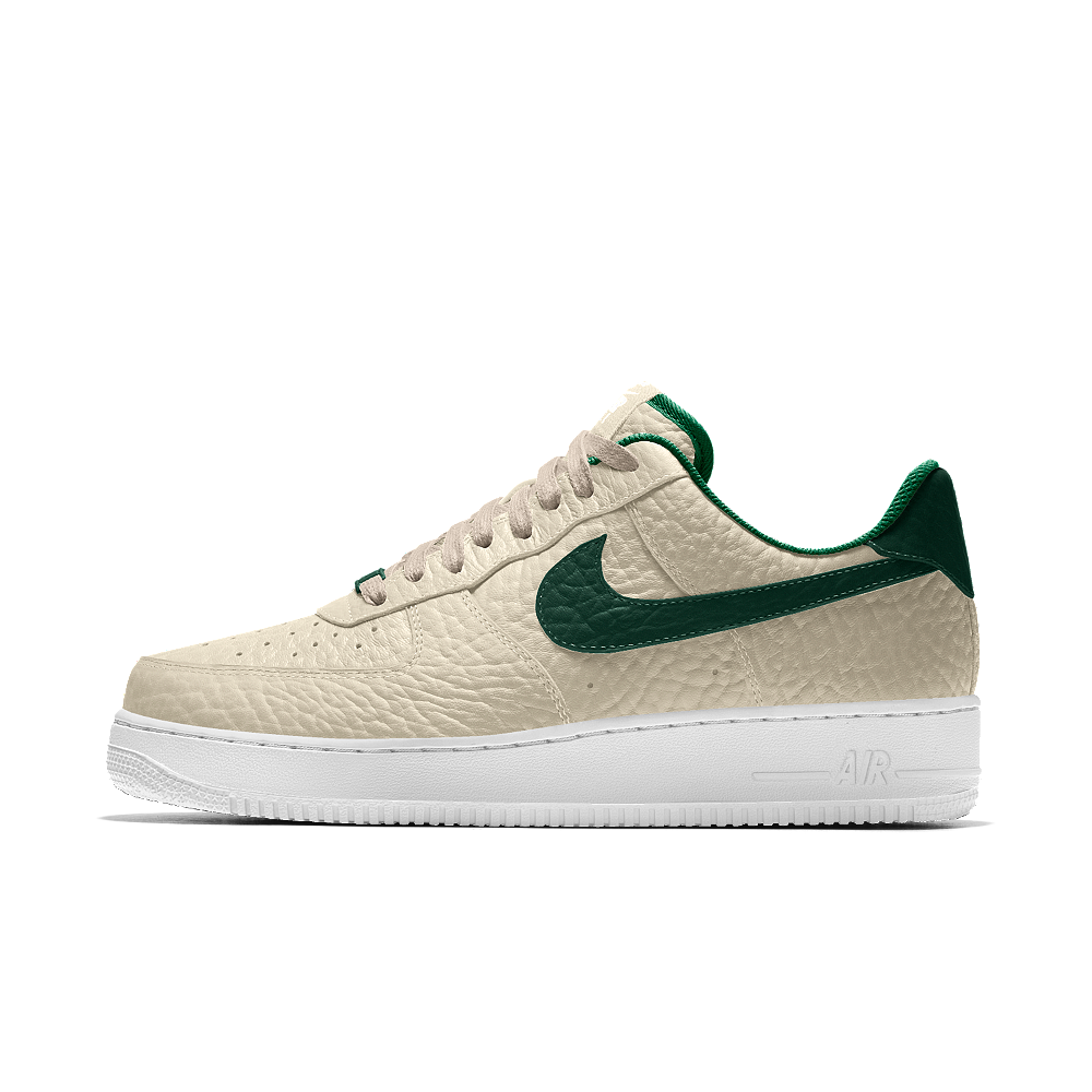Nike Air Force 1 Low Premium iD (Milwaukee Bucks) Men's Shoe