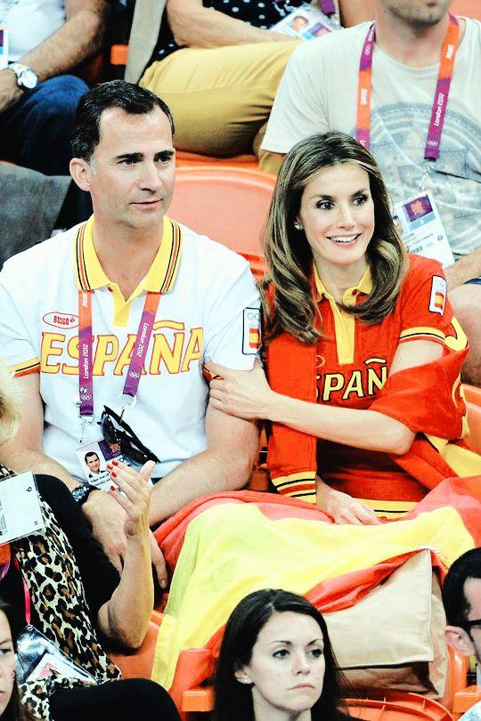 S.M.R Letizia of Spain