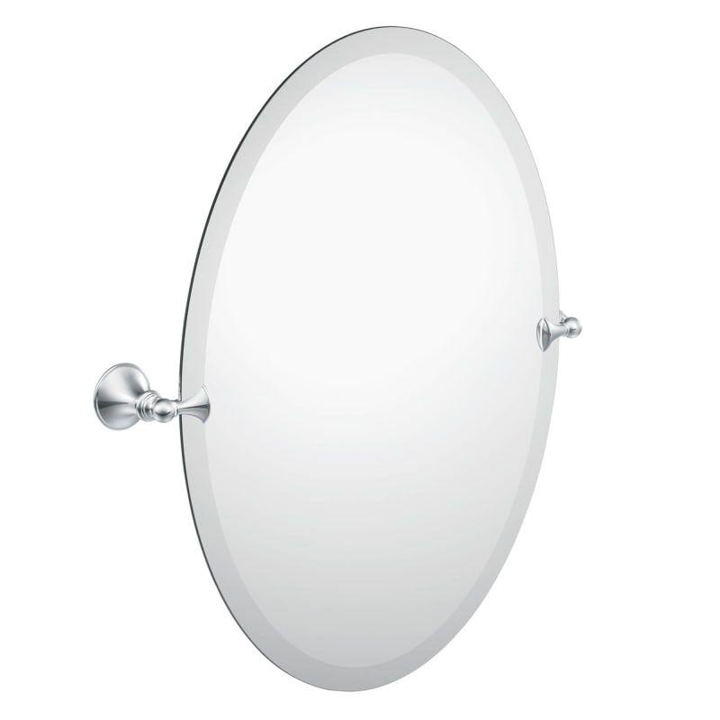 Moen Dn2692 Oval Mirror Mirror Circular Mirror