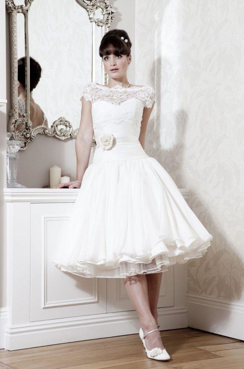Vintázs 50es évek Stílusú Menyzonyi Ruha Vintage 50s Style Bridal Gown