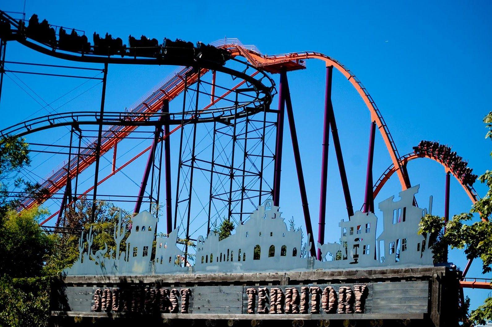 Sign In Amusement Park Rides Great America Amusement Park