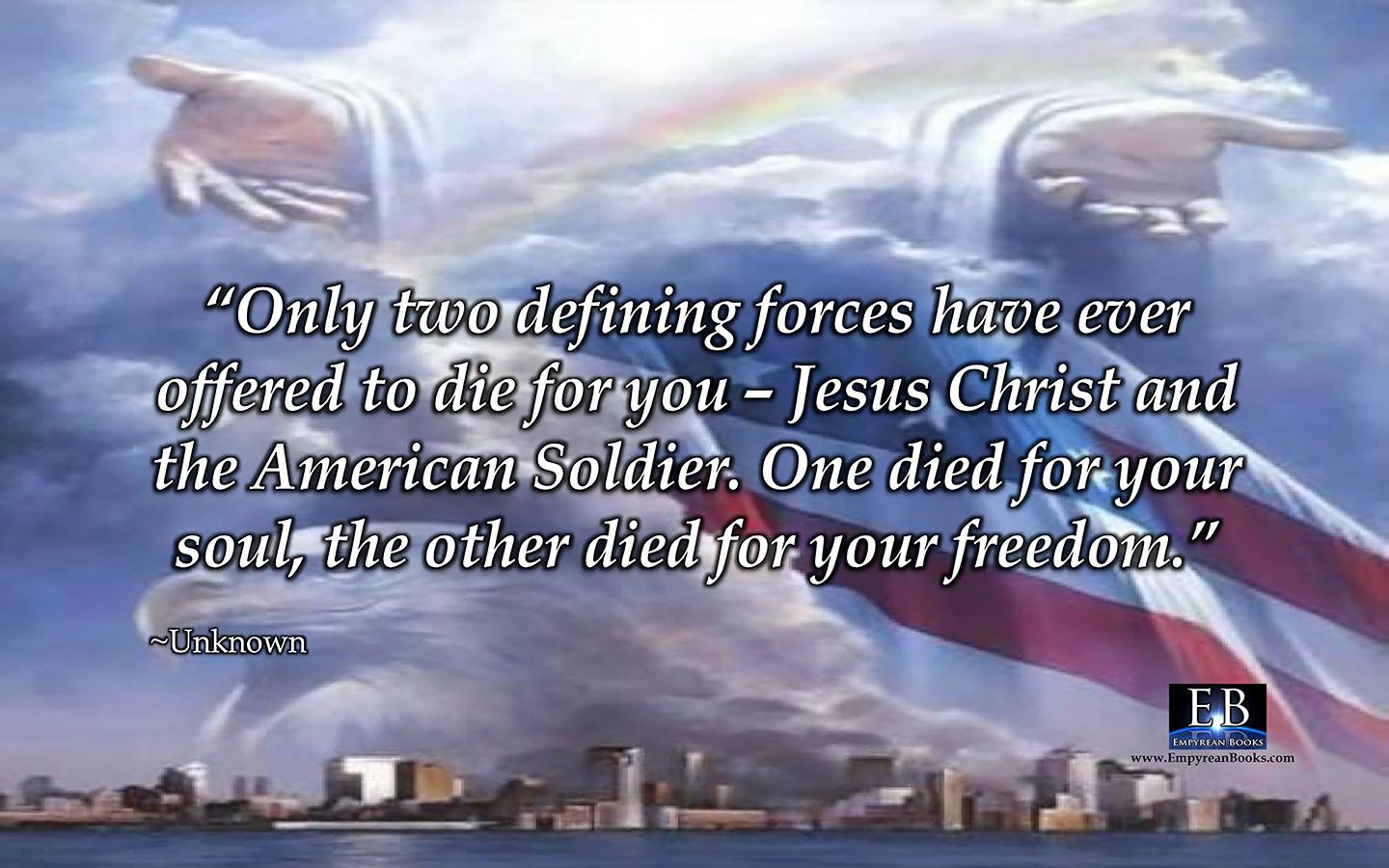 Image result for jesus and american soldier