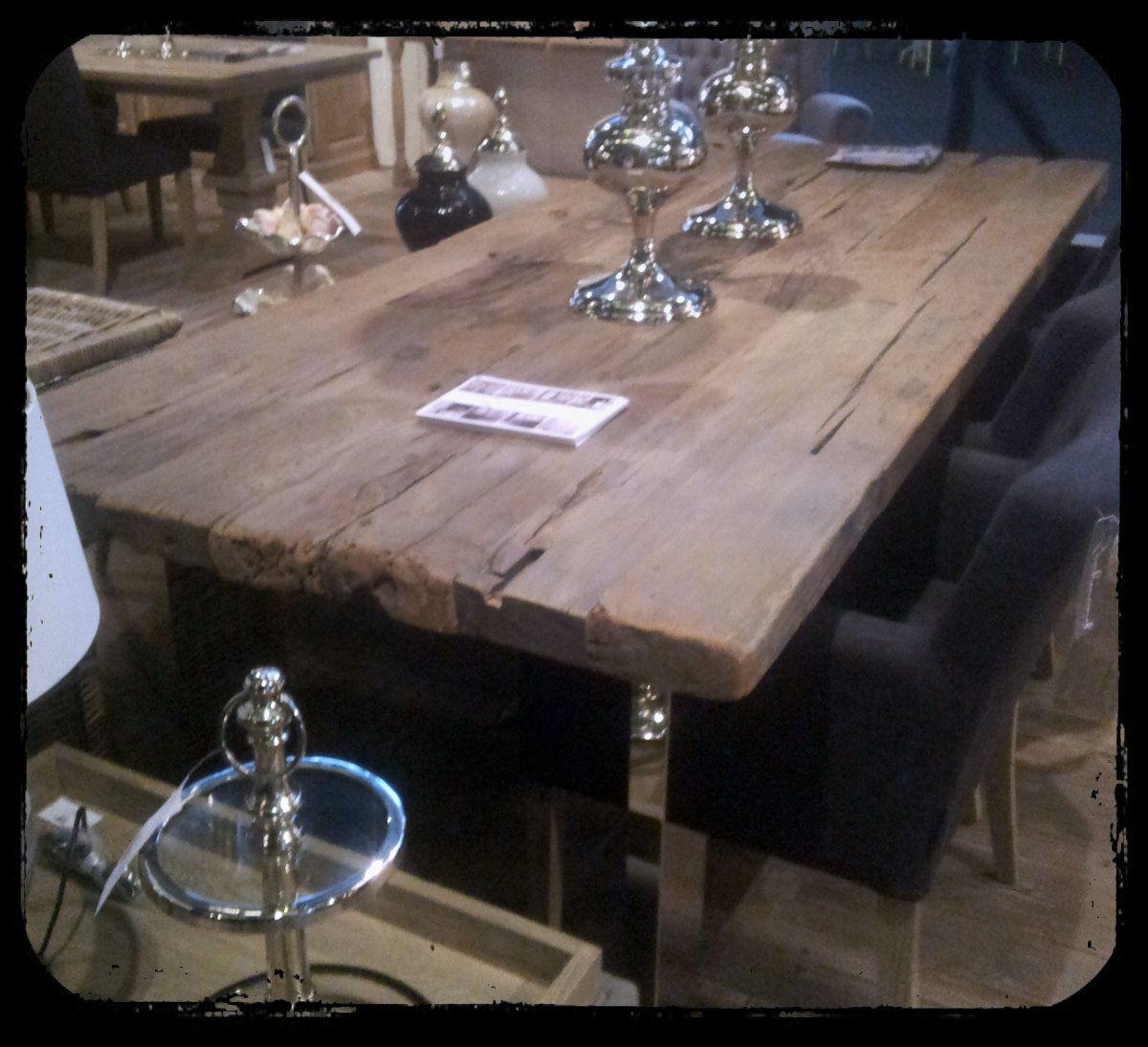 mesa comedor pata aluminio | Decoración del hogar | Pinterest ...