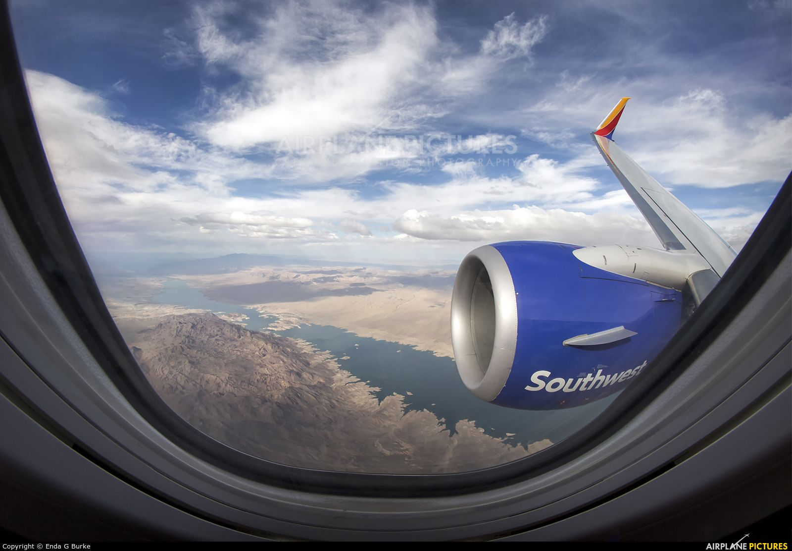 Southwest Airlines 737 800 Photo Taken By Enda G Burke Southwest Airlines Airlines Plane Window