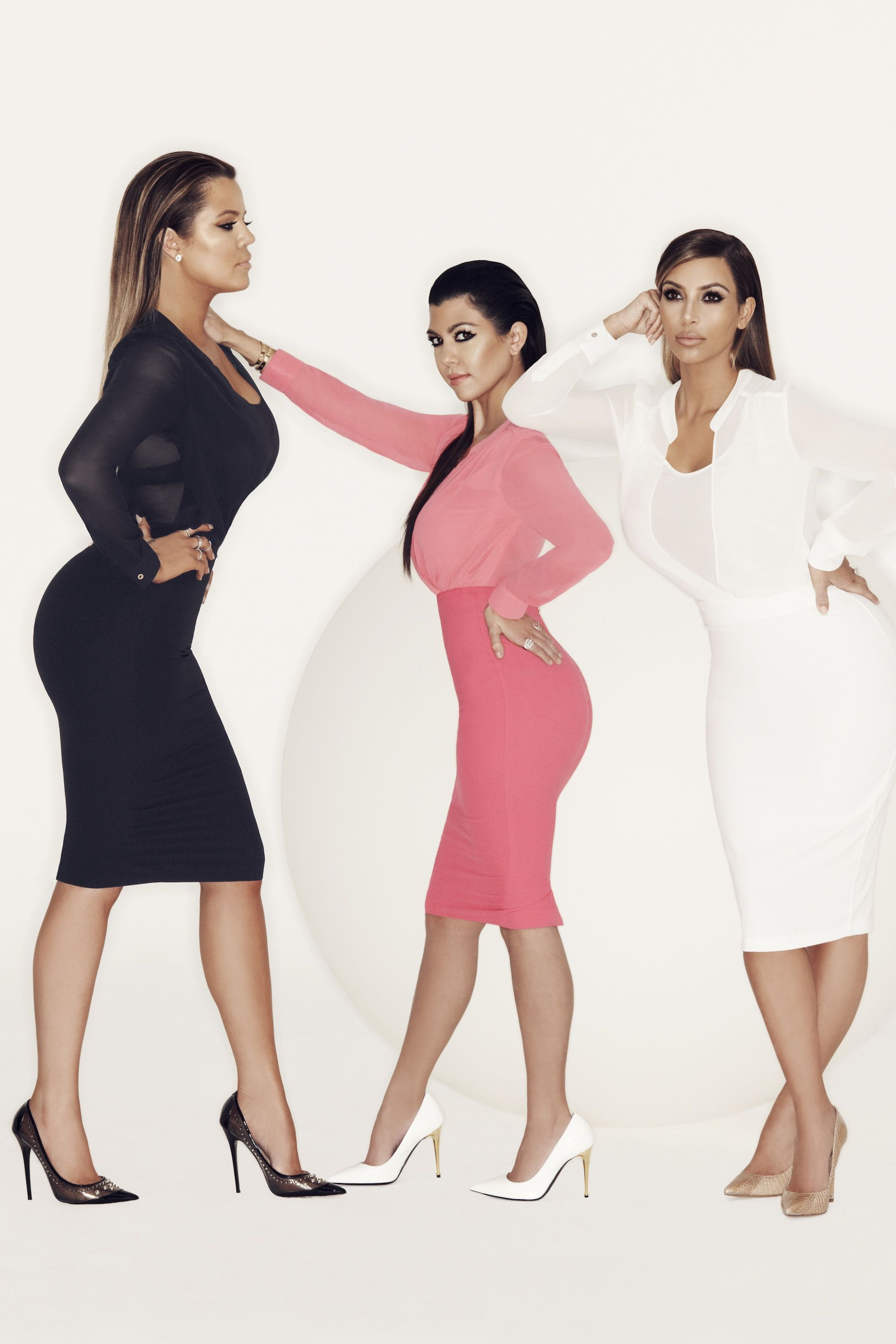 Shop the new Kardashian Kollection in the USA at Sears | Poses ...