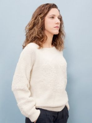 textures pullover