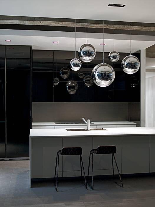 Dzine August 2010 Contemporary Kitchen Modern Kitchen Interior