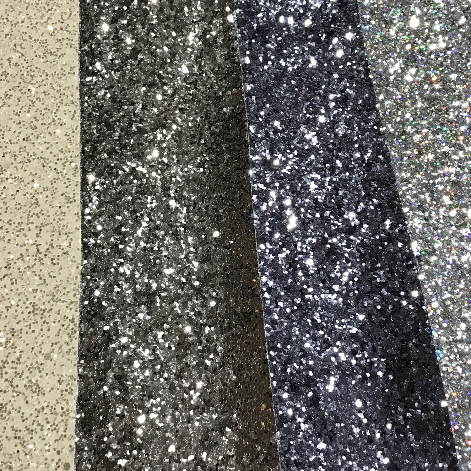 A4 Felt Sheets SILVER GREY Soft Craft Sewing Fabric BUY 3 GET 1 FREE 4 Pack