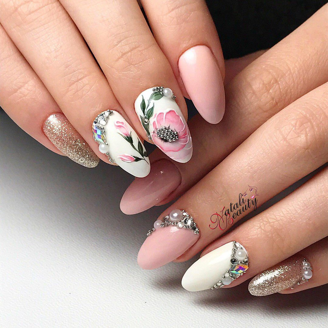 Schone Nagel Pin By Alina Robu On Spring Nails To Try Pinterest Nägel