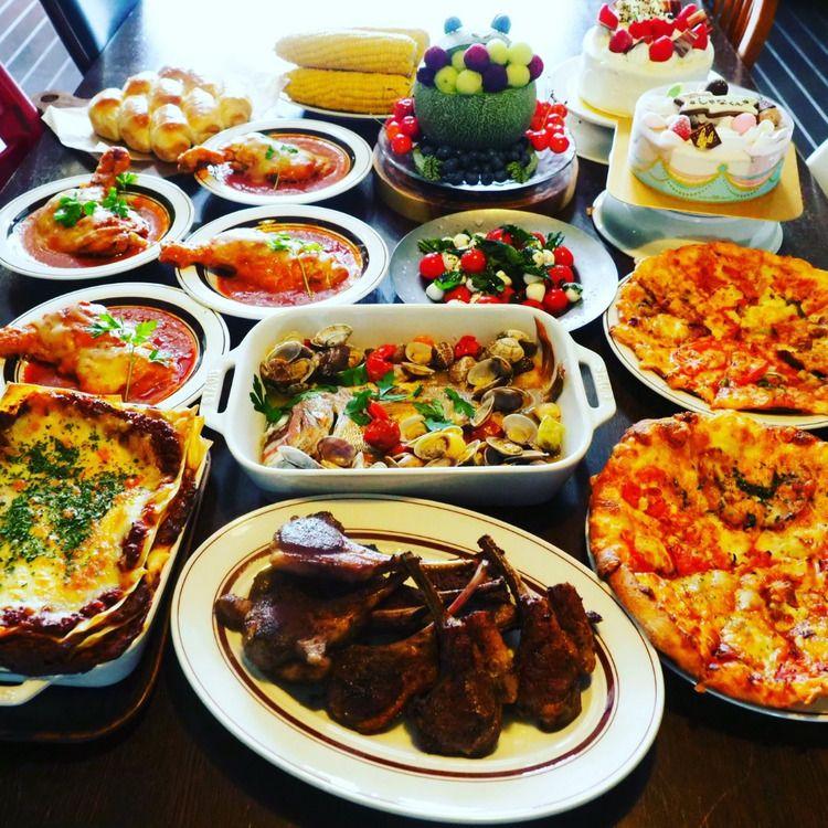 しゃなママ 感動した 涙 と 長男15歳のお誕生日ディナー イタリアンな献立で 誕生日 ディナー 食べ物のアイデア ディナー