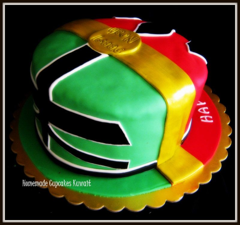 Homemade Cupcakes Kuwait Power Rangers Cake Fancy cakes