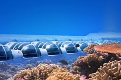 Underwater hotel Poseidon in Fiji | Favorite Places & Spaces ...