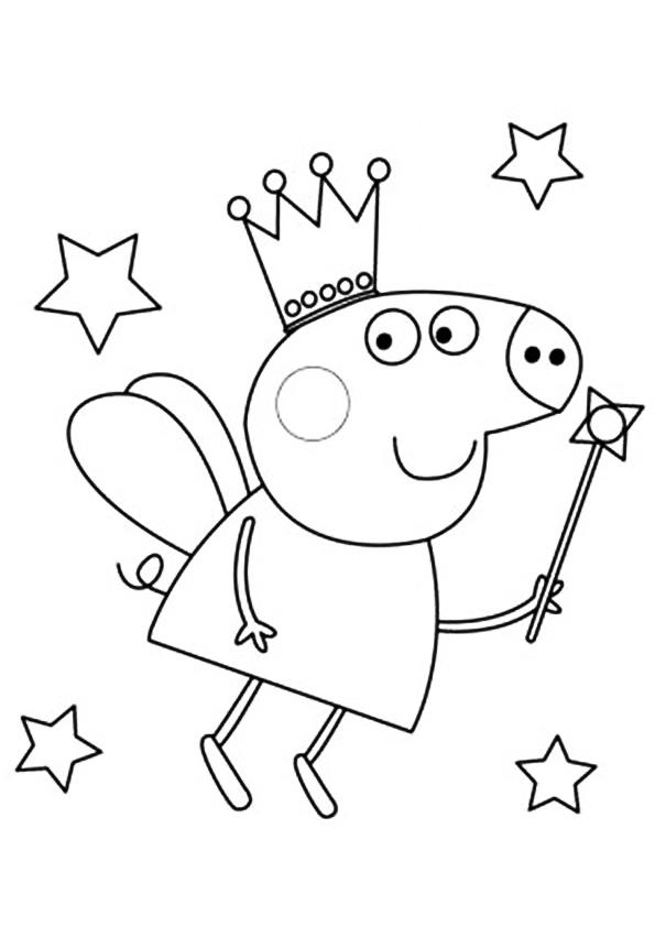 dibujos de peppa pig para colorear - Buscar con Google | super ...