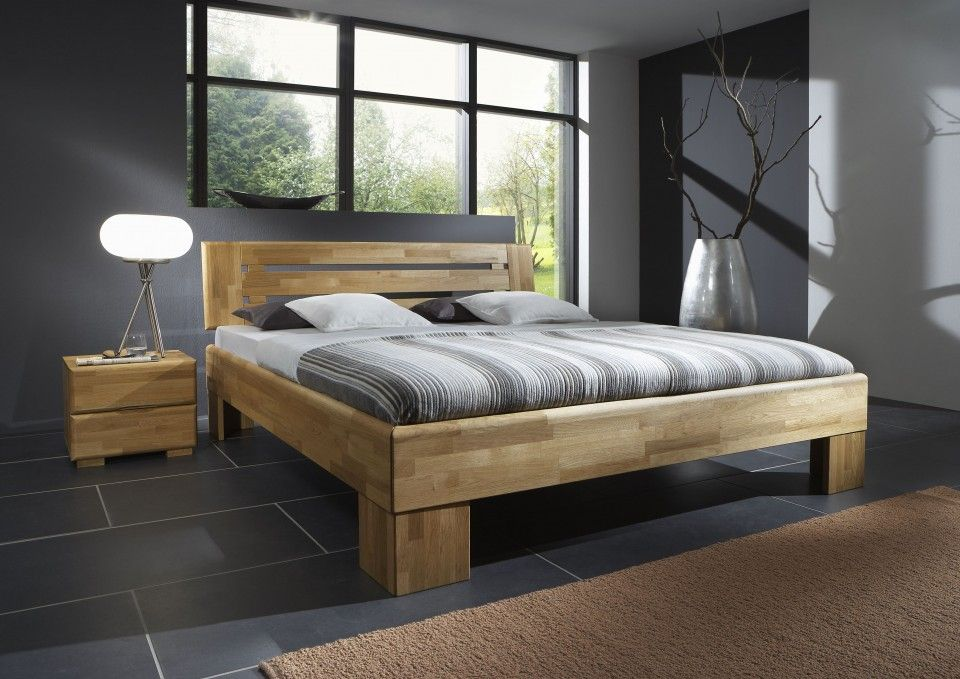 steigerhouten bed modern 3 0 master bedroom madness pinterest