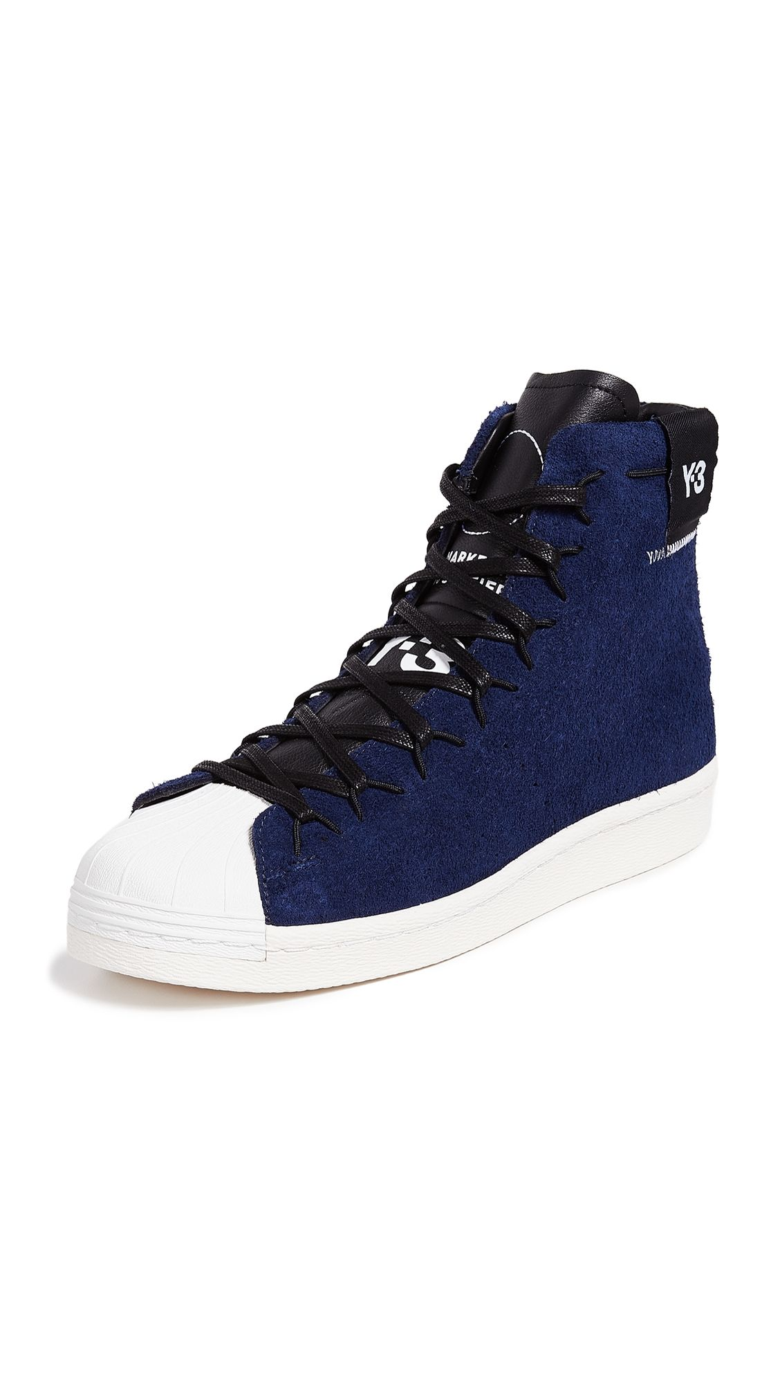 da116d652881 Y-3 SUPER HIGH SNEAKERS.  y-3  shoes