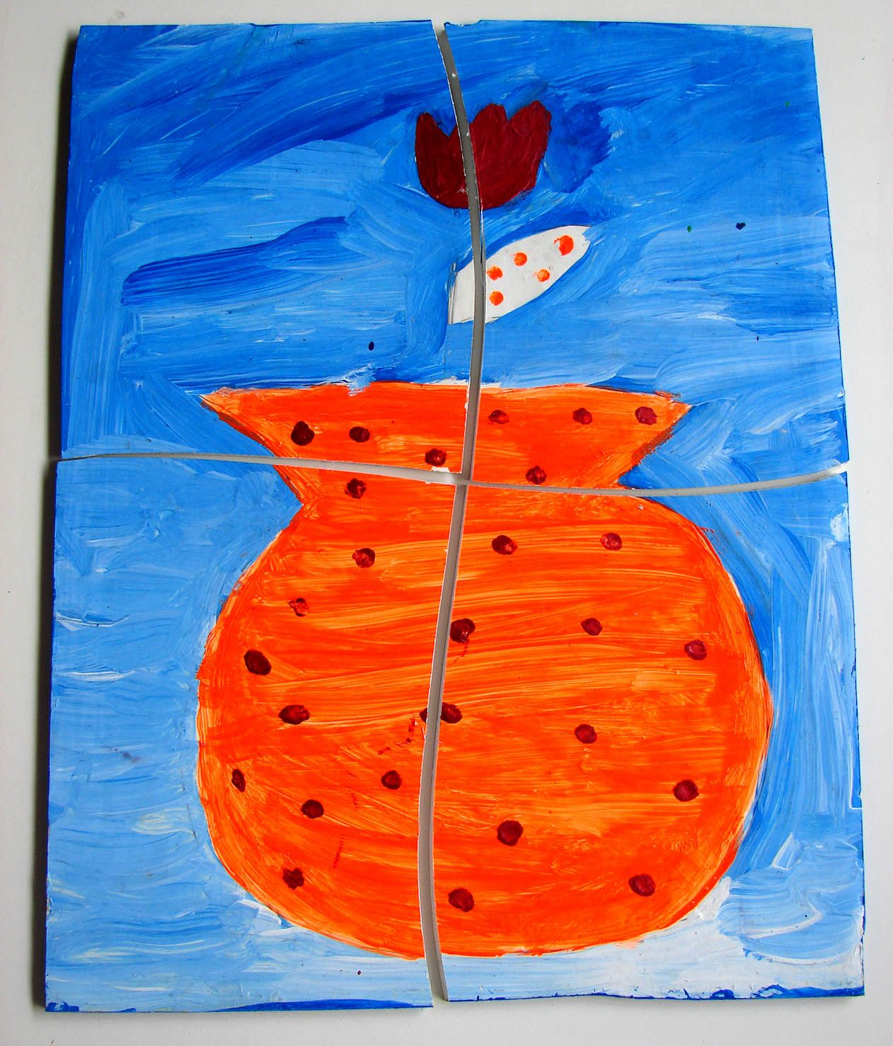 Rompecabezas Pictorico Tema Libre Art Painting