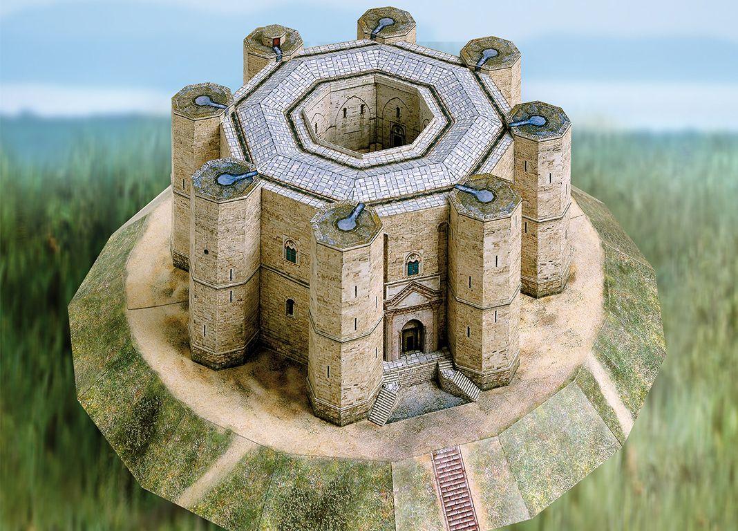 Castel de Monte Toy castle