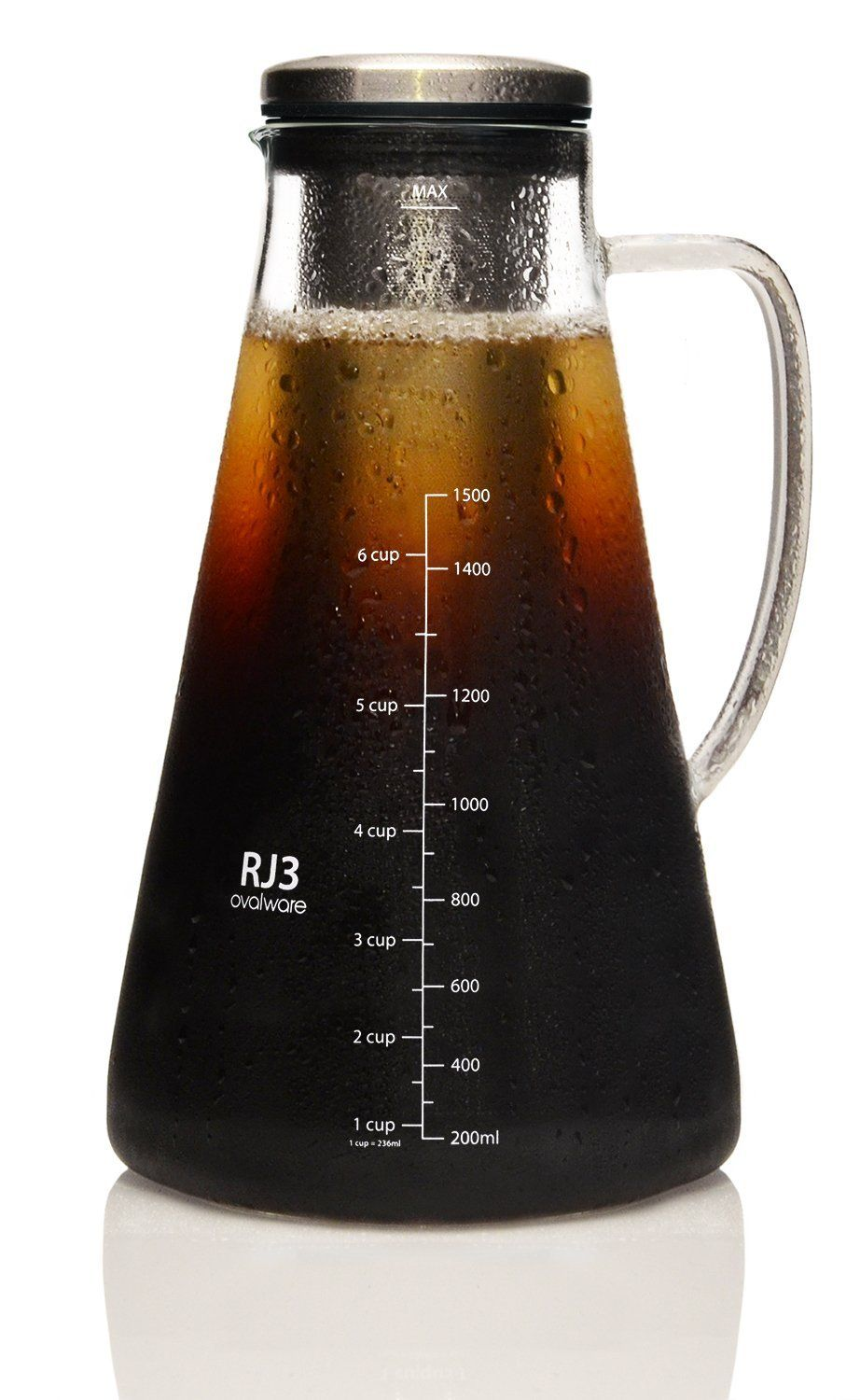 Airtight Cold Brew Iced Coffee Maker (& Iced