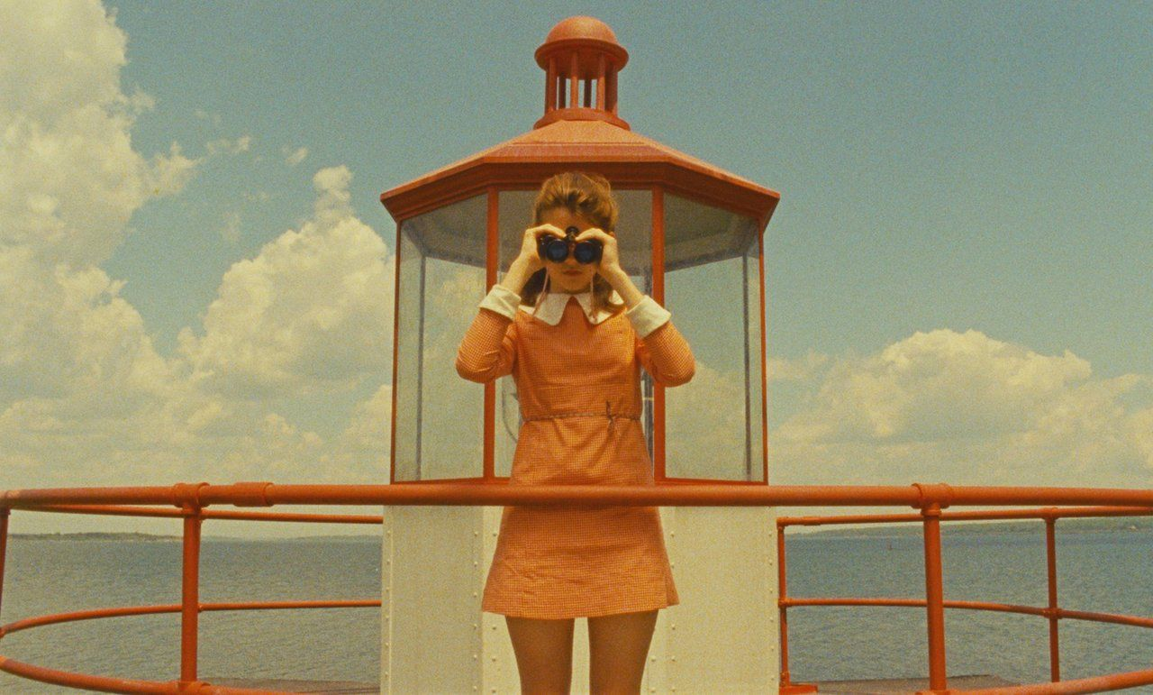 Moonrise Kingdom - Wes Anderson | simétrica | Pinterest | Moonrise ...