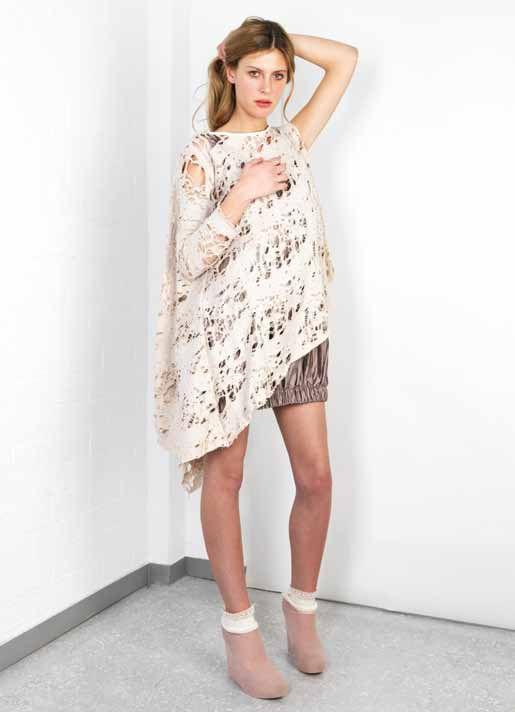 Fashion Pixel: Ioanna Kourbela S/S2012: A Dream Come True