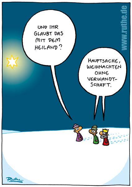 Weihnachten Verwandtschaft Heilige Drei Konige Schnee Stern Winter