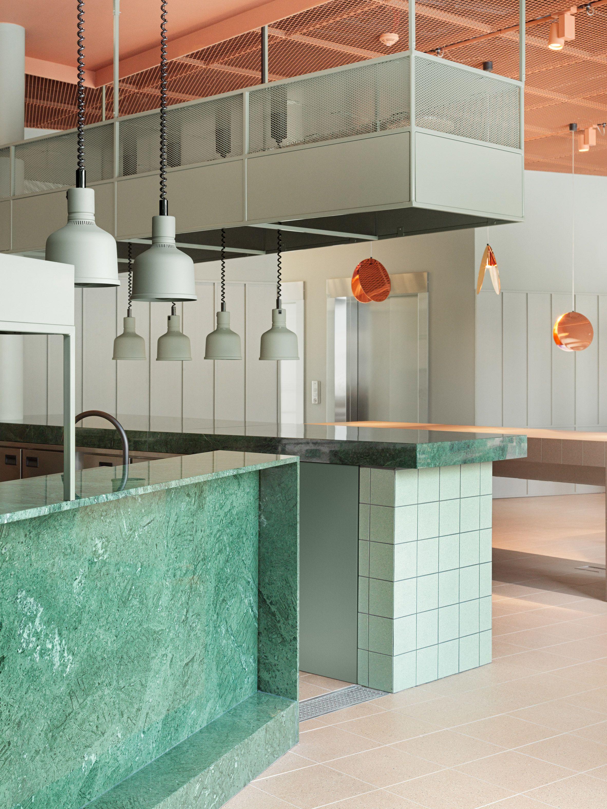 Note Design Studio applies warm tones throughout Grow Hotel in ...