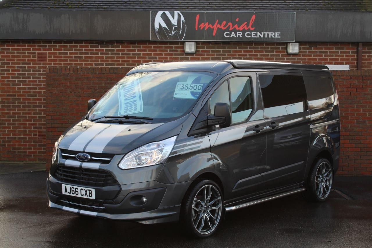 Used 2016 Ford Transit Custom 2 0 Tdci 105ps Low Roof Trend Van For Sale In North Lincolnshire From Imperial Cars Scunthorpe