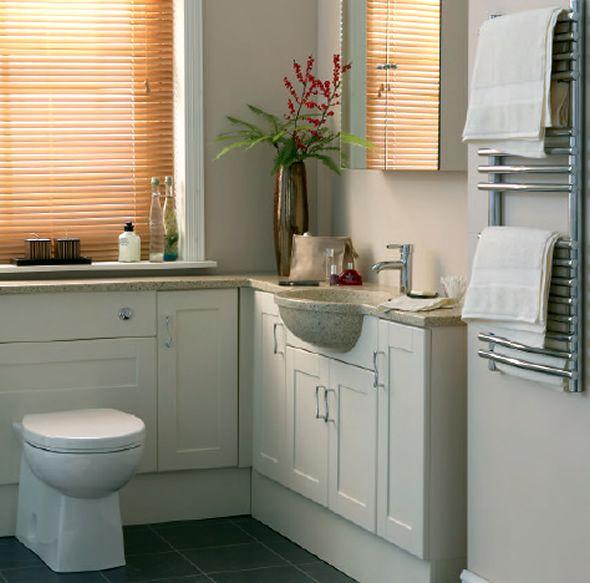 Traditional Modern Bathrooms vanity hall bathroom - google search | loft en suite | pinterest