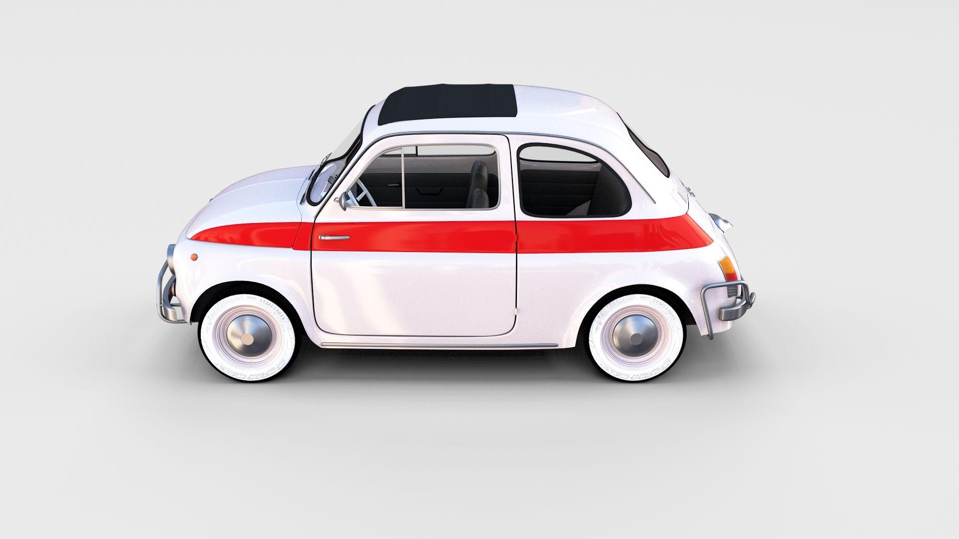 Fiat 500 Nuova Sport 1958 Rev Nuova Fiat Rev Sport Logo
