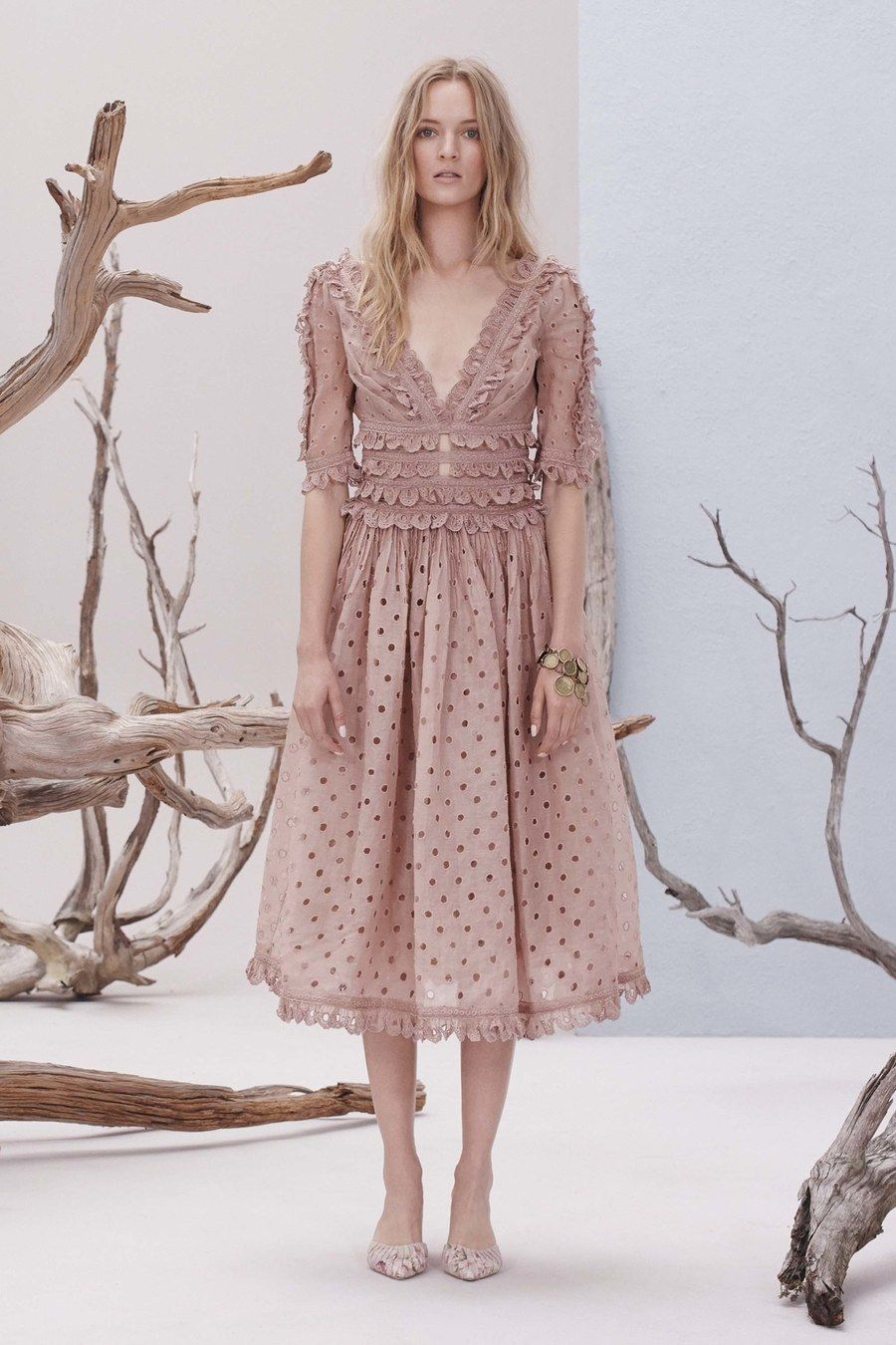 Zimmermann resort fashion show resorts collection and