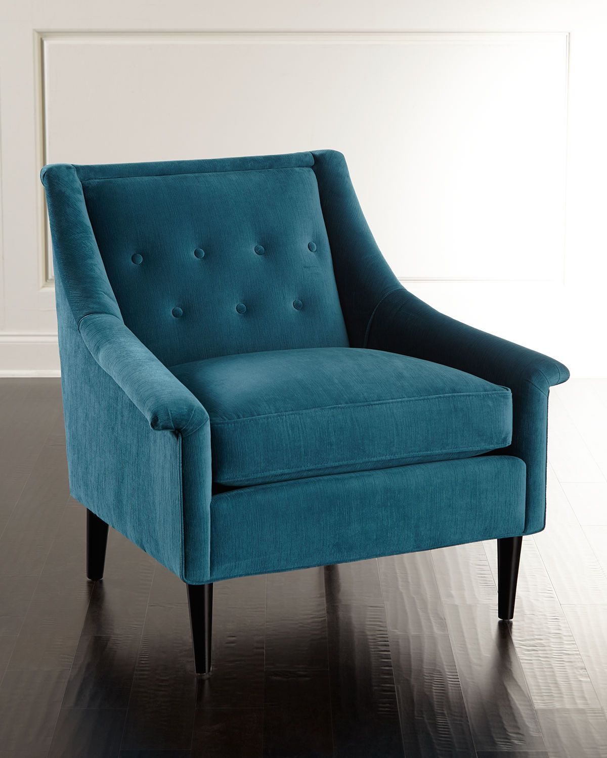 Compton Accent Chair Teal Accent Chair Accent Chairs Blue