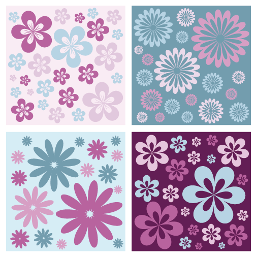 Hojas decoradas para imprimir de flores imagui - Hojas decoradas para ninas ...