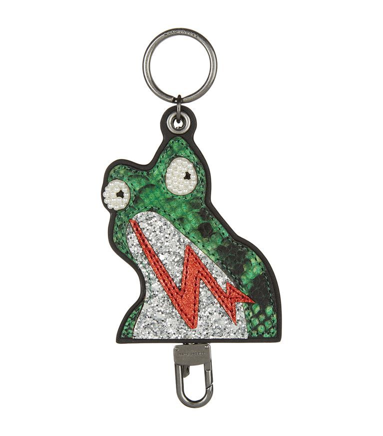 Marc Jacobs Frog bag charm Good Service Buy Cheap Official Site For Nice For Sale Very Cheap Sale Online Vt1gFk