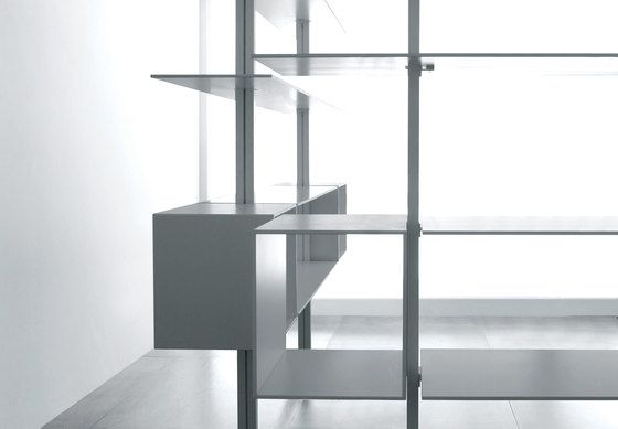 Shelving systems | Storage-Shelving | System SY15 | Extendo. Check it out on Architonic