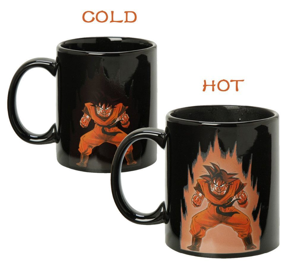Heat Reactive Mugs