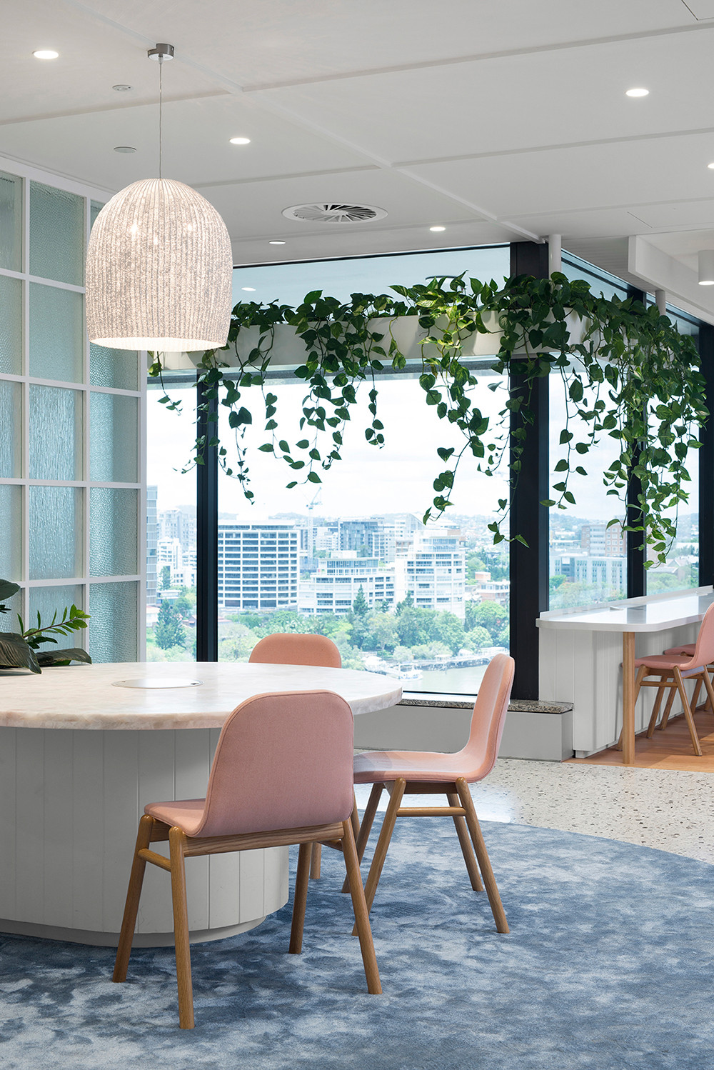 Mirvac Hq Brisbane By Peddle Potter Workplace Design