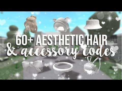 Aesthetic Hats Roblox Codes Aesthetic Hats Hair And Bag Accessory Code For Bloxburg And More Part 3 Iirees Vozeli Com