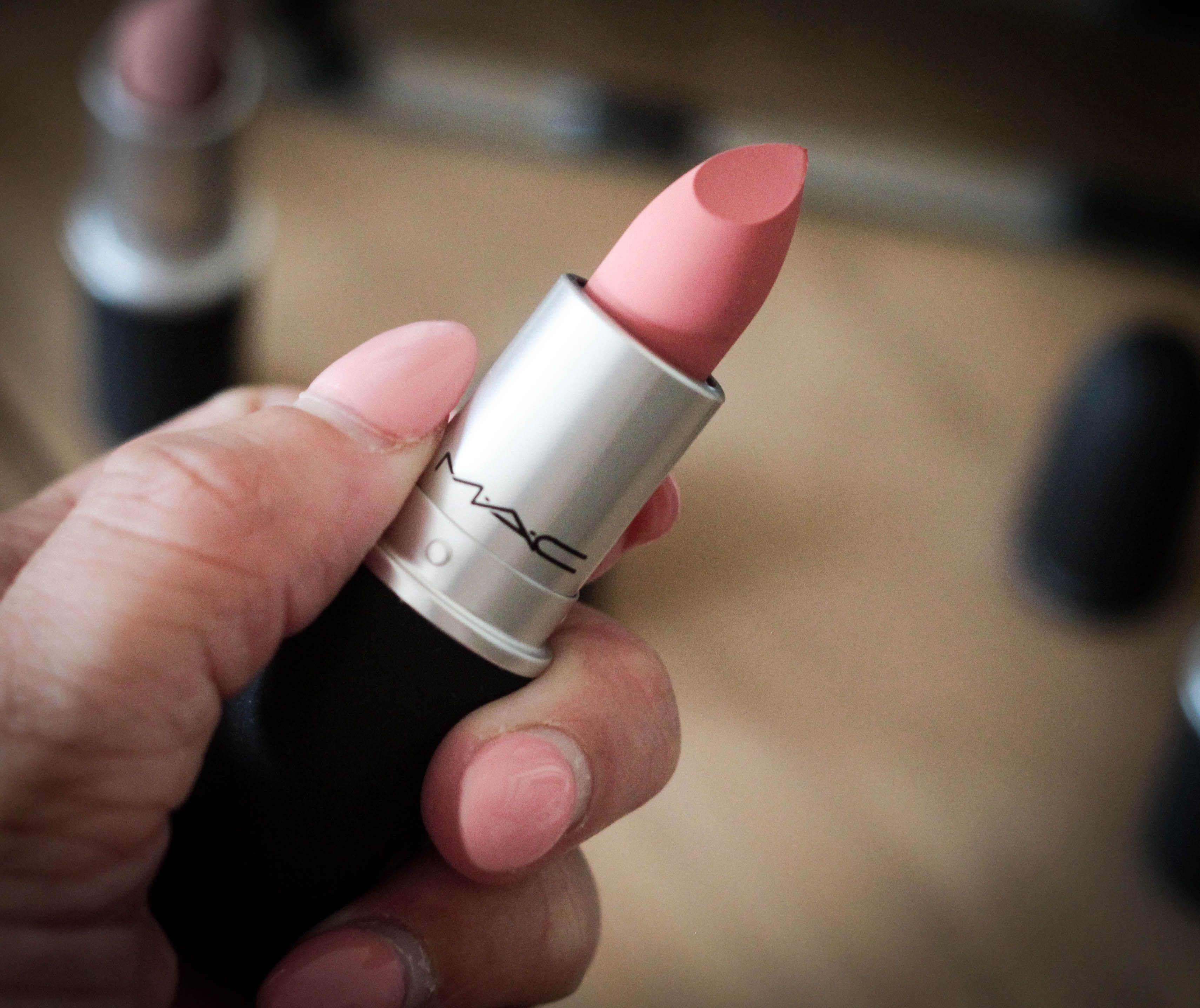 MAC Powder Kiss Lipstick | Vampy Varnish