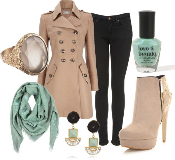 """Chilly Day"" by foreverrani on Polyvore"