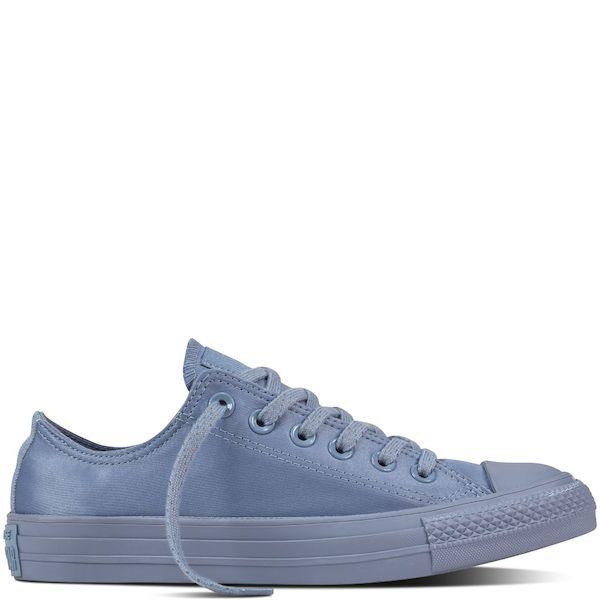 converse grises con azul