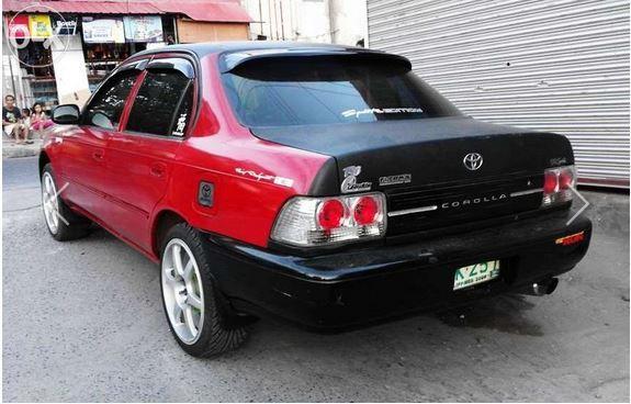 TOYOTA Corolla XL Big Body 1996 - TRD02