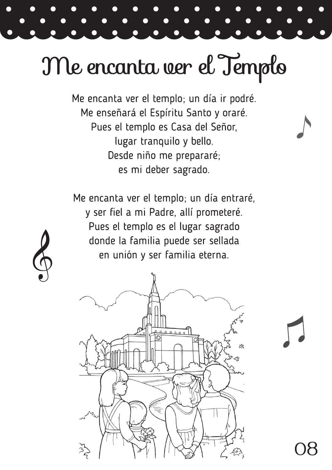 LINDO Cancionero Primaria SUD 2016   El plan de dios, Planes de dios ...