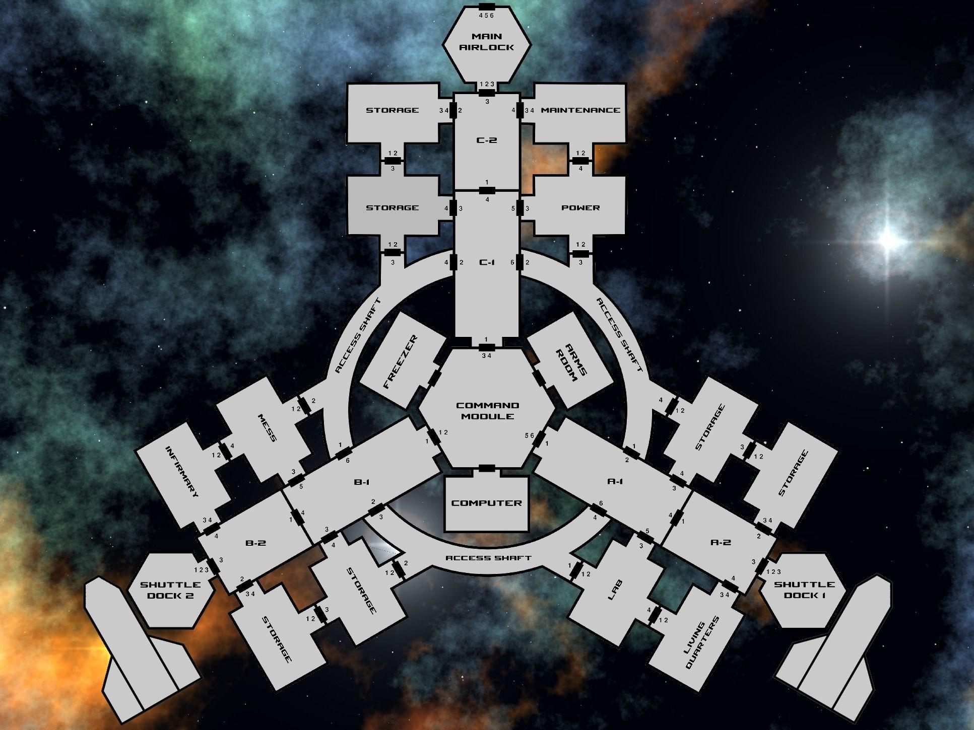 Deck Rpg Traveller Plans