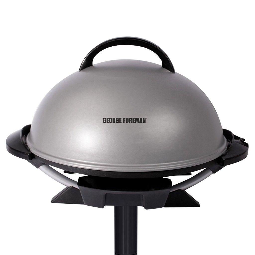 George Foreman Indoor Outdoor Grill Indoor Outdoor Grill Outdoor Electric Grill Electric Grill