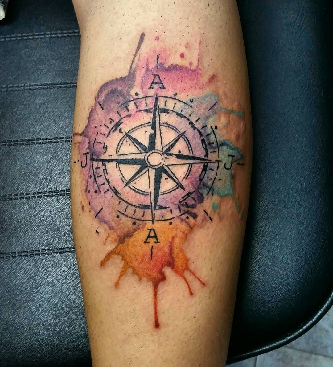 Why You Should Or Shouldn T Get A Watercolor Tattoo: Pin By Renee Wallace On Artworks