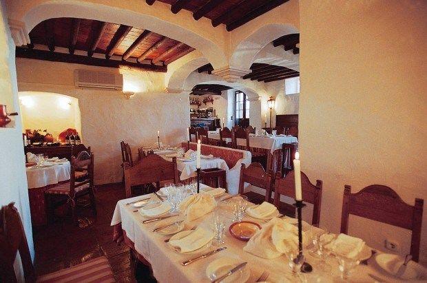 O chef Luís Baena elege o São Rosas, de Estremoz, como bom exemplo de restaurante local
