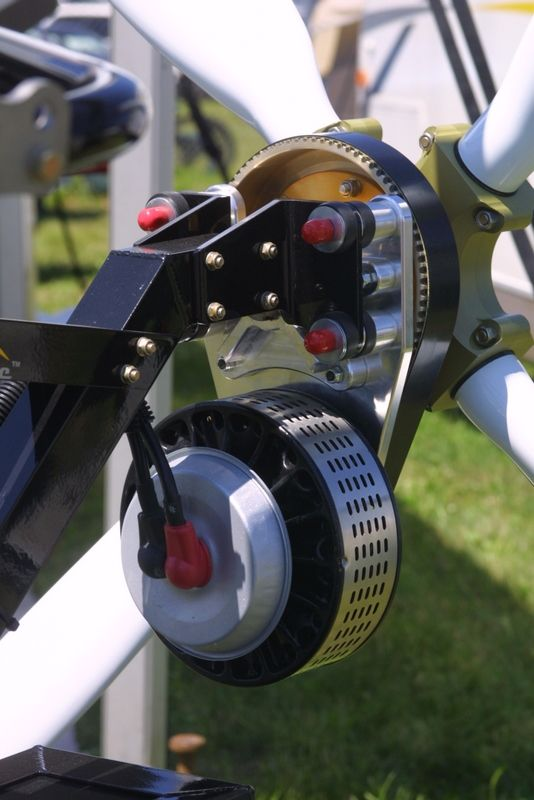 Electric powered chute products i love pinterest for Electric motors for aircraft
